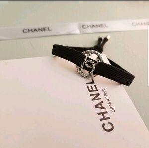 Chanel VIP Gift Hair Tie.